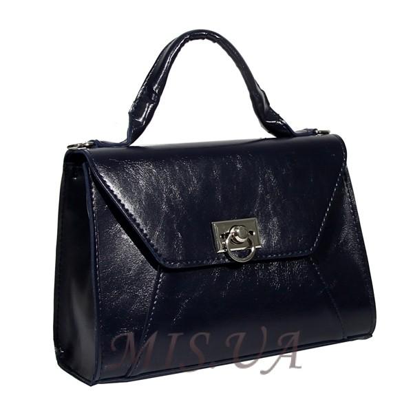 Женская сумка МІС 35826 синяя