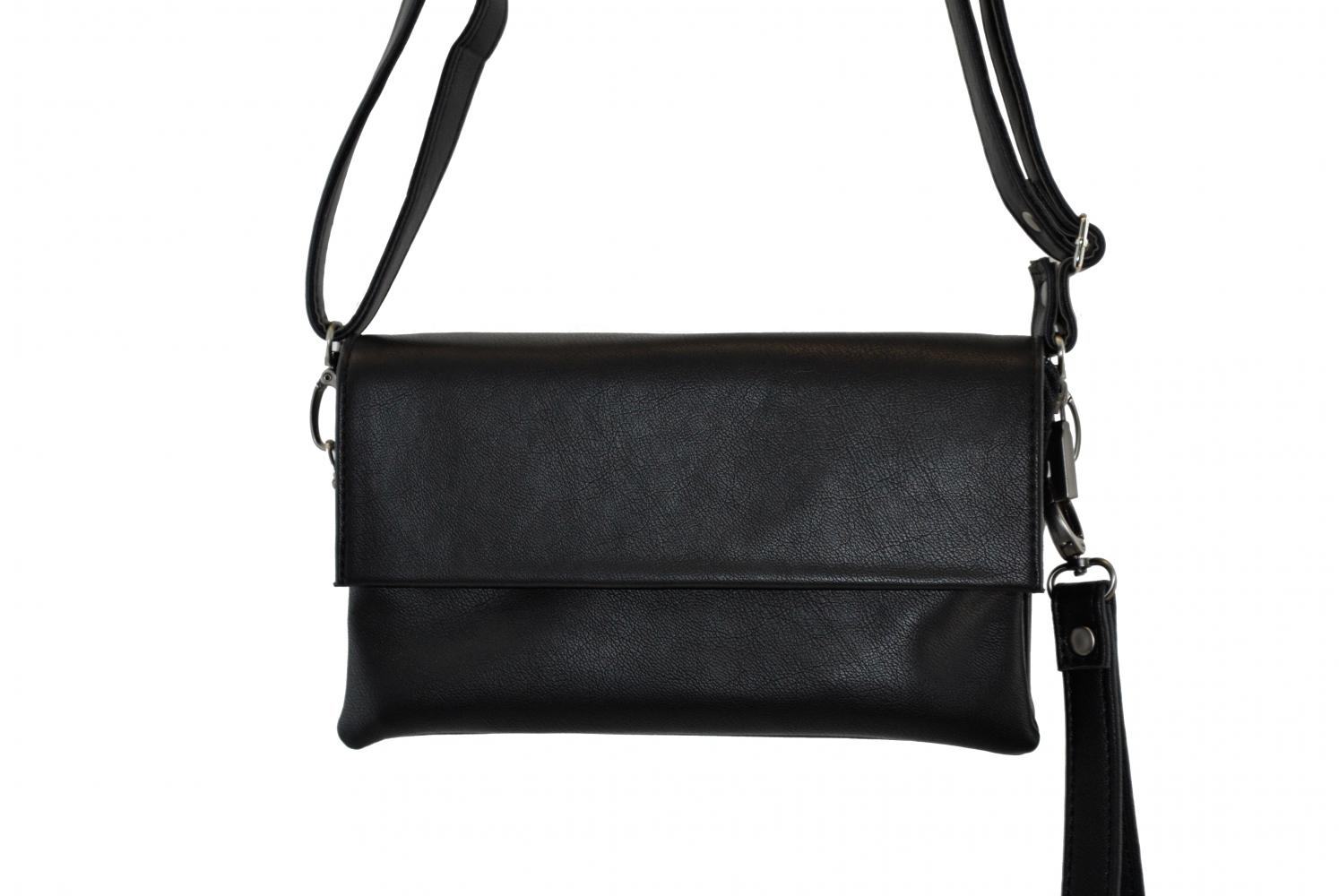 d5aeb5512389 Купить черную мужскую сумку 34142 c доставкой по Украине. - Интернет ...