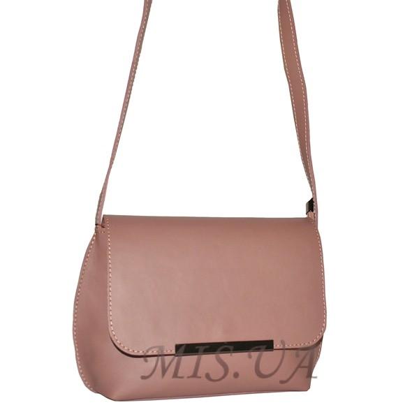 Женская сумка 2483 темная пудра