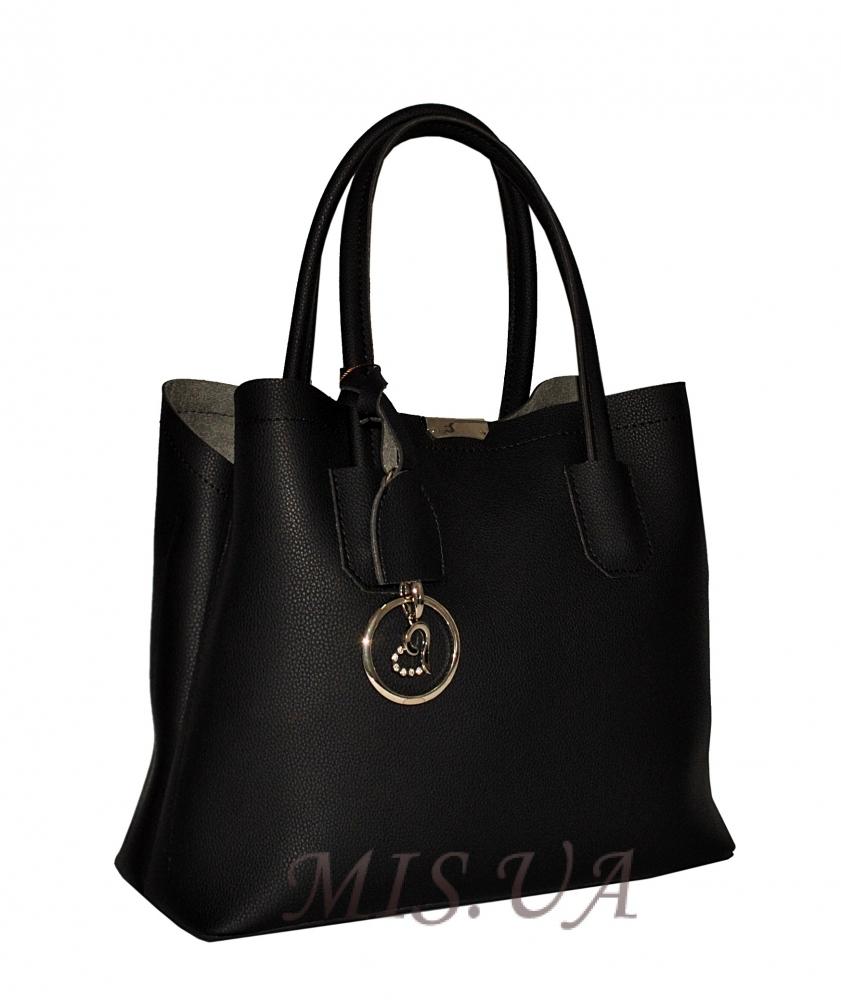 Женская сумка 35594 черная