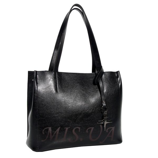 Женская сумка МІС 35912 черная
