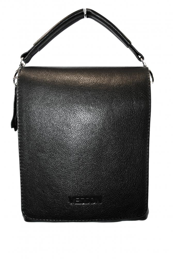 Купить мужскую сумку черного цвета 4266 c доставкой по Украине ... ed763b50f41