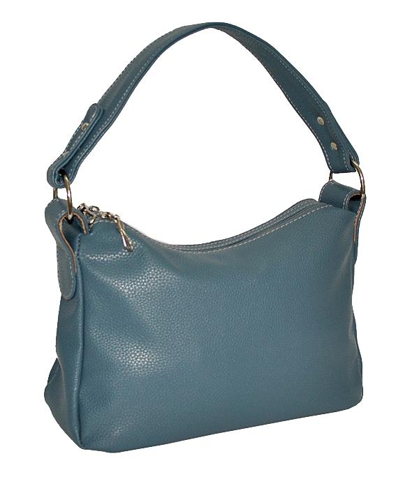 Женская сумка 35543 - 1 синяя