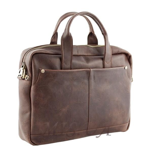 5de98286d0af Мужской портфель кожаный Vesson 4534 коричневой - Сумки - Интернет ...