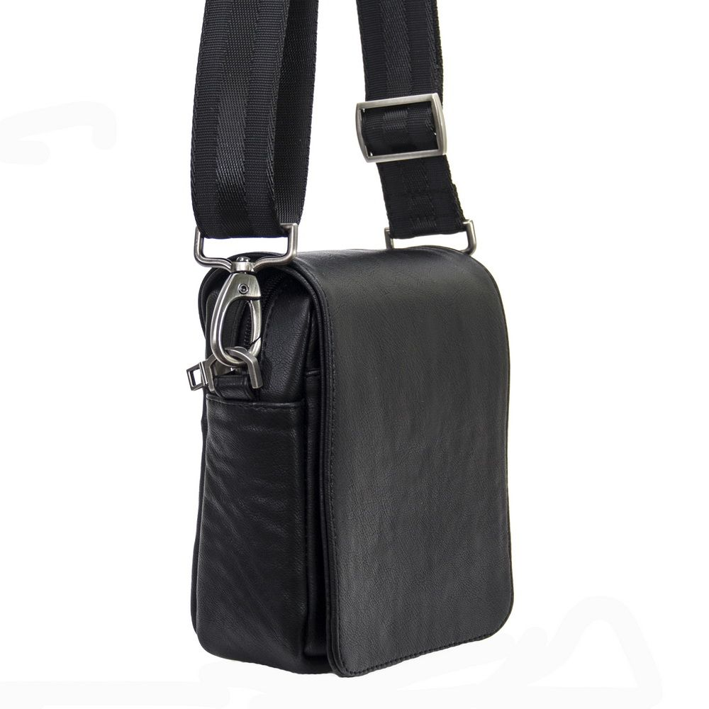 Купити чорну чоловічу сумку 34138 з доставкою по Україні - Інтернет ... 97540043cd4be