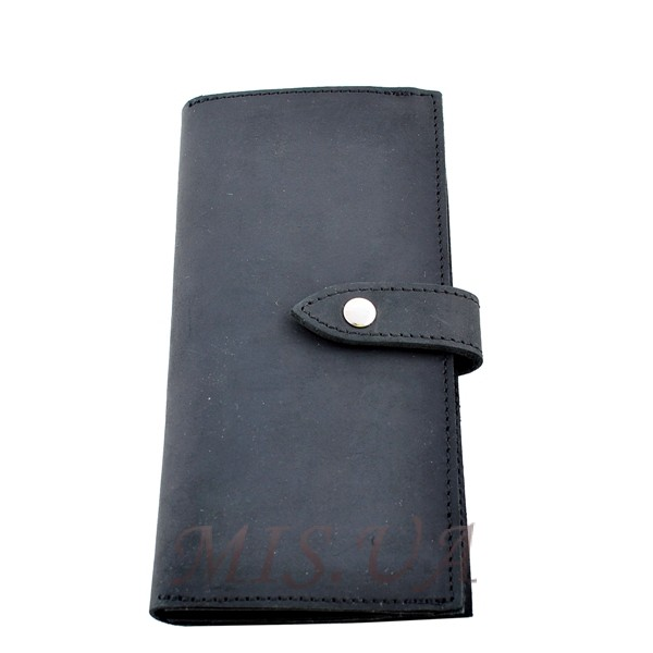 Men's wallet 4509 black