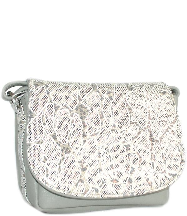 Женская сумка 35441 серая с принтом - Женские сумки - Интернет ... be7a87c47e971