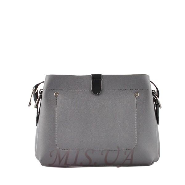 Женская сумка МІС 35605 серая