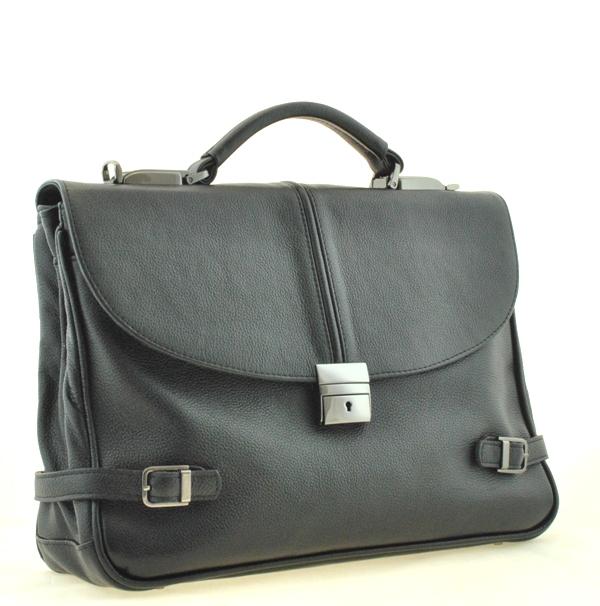 Мужской портфель 4170 черный