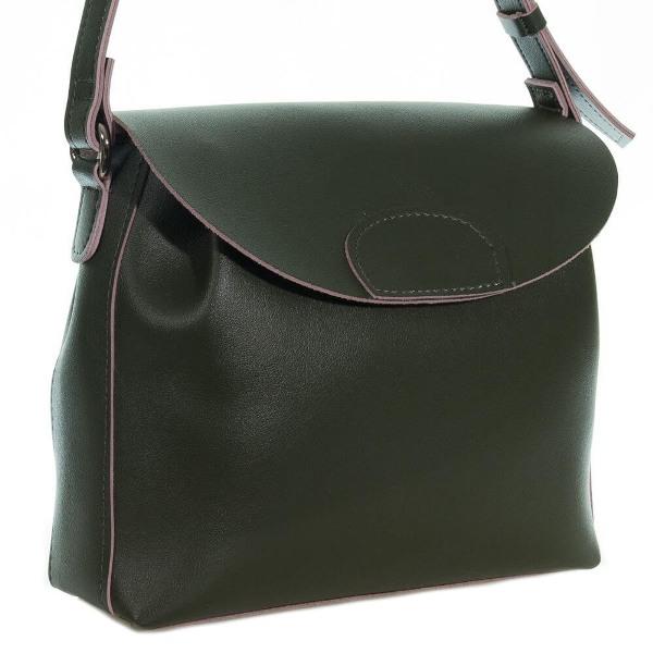 33df7439b080 Купить темно-зеленую женскую сумку 35430 c доставкой по Украине ...