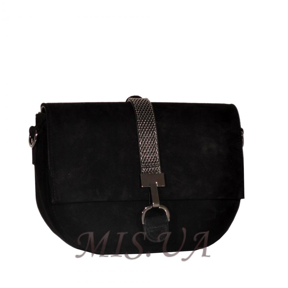 c6fac88f56cd Купить женскую сумку черным цветом 0683 c доставкой по Украине ...