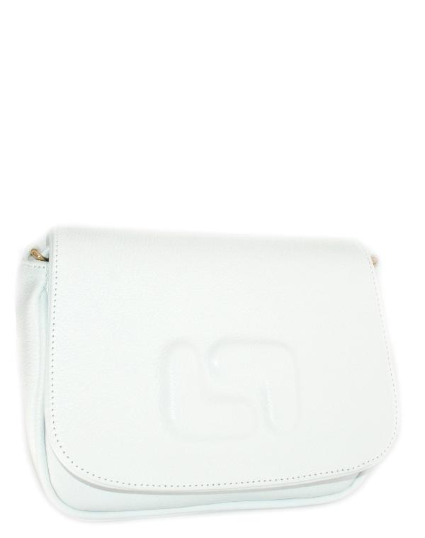 Women's shoulder bag 35133 white(копия)