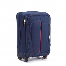 suitcase 389567 is blue