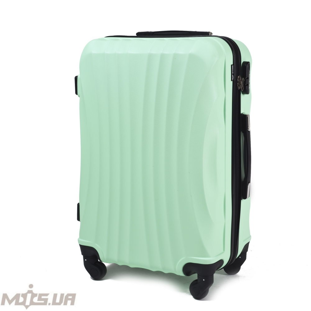 Suitcase 389593 light green