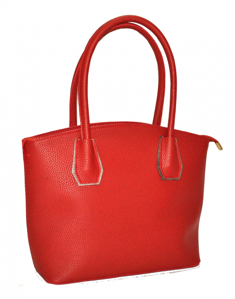 Women's bag 35470  red