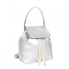 Female backpack 35968 silver
