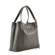 Women's bag 35694 gray