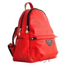 backpack 35639-1 red