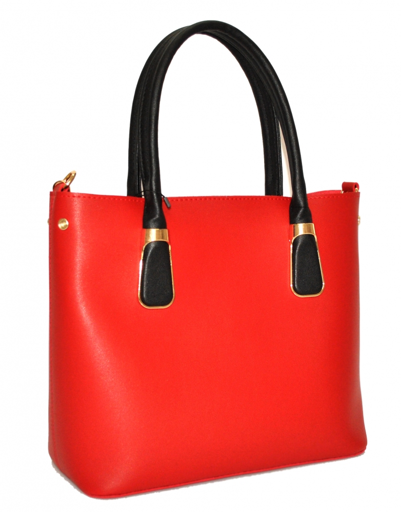 Women's bag 35484 red