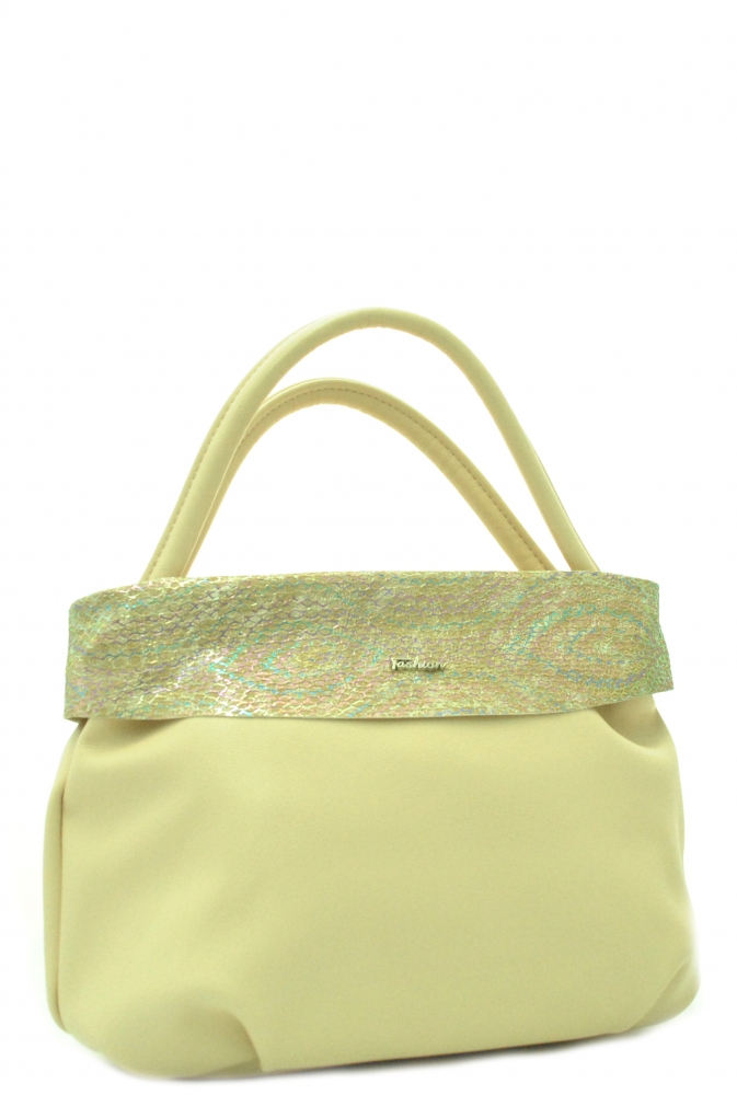 Women's bag 35413 beige