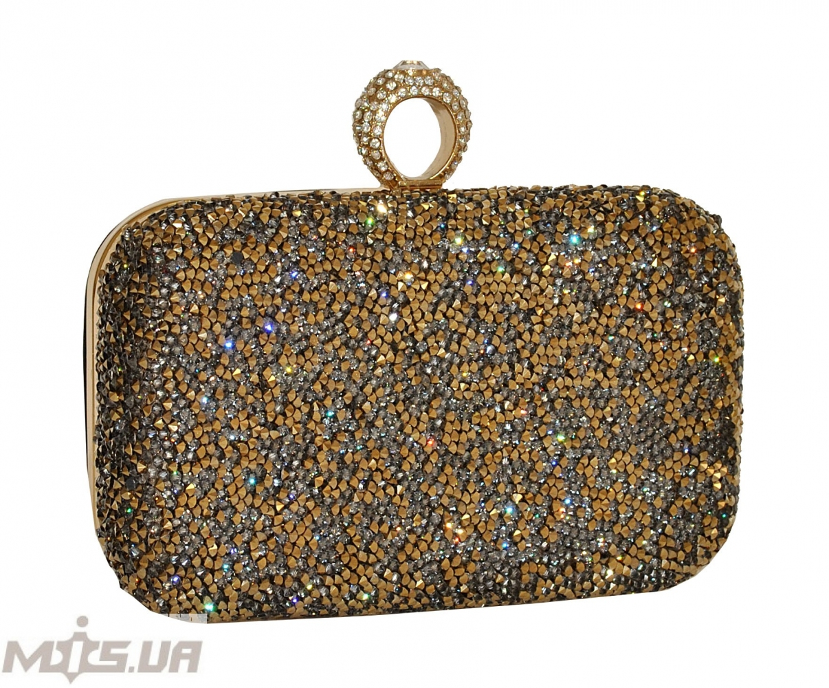Evening clutch 382111 golden