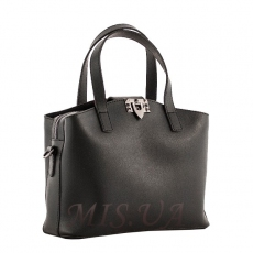 Women's bag 35667 black-matte