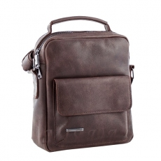 Men's bag 4373 brown