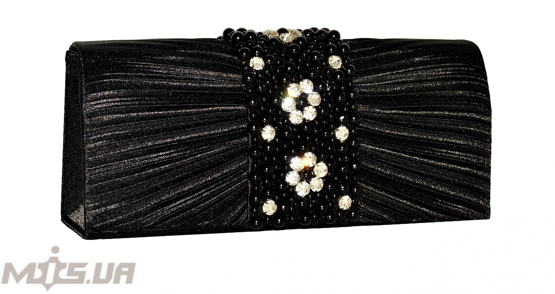Evening clutch 38666 black