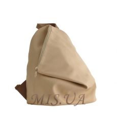 Female backpack 35682 beige