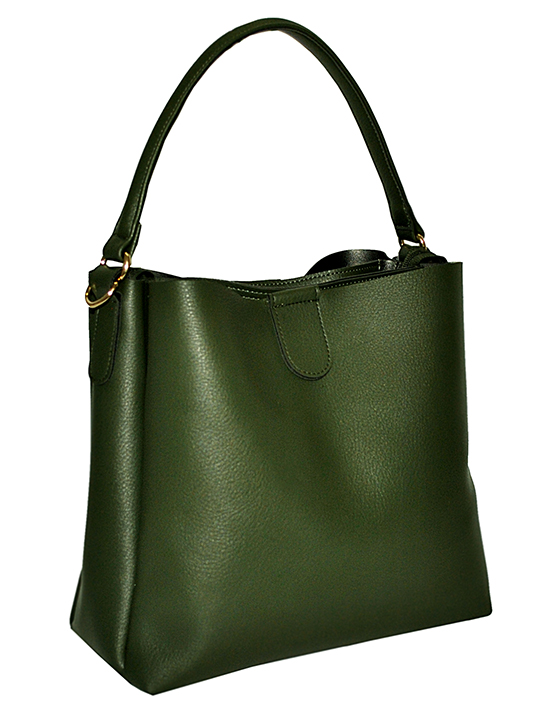 Women's bag 35514 -  green