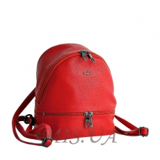 Female backpack 35437 red