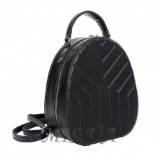 Female backpack 35763 black