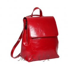 Female backpack 35817 red