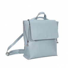 Female backpack 35817 blue