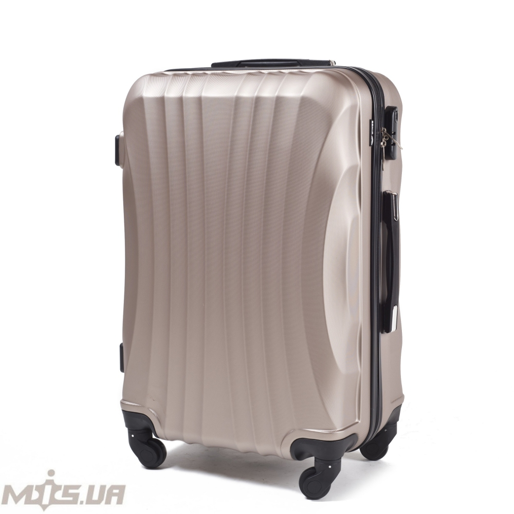 Suitcase 389593 champagne