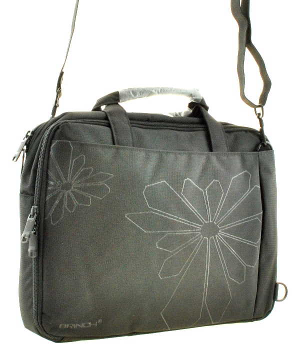 Laptop bag 384235 black