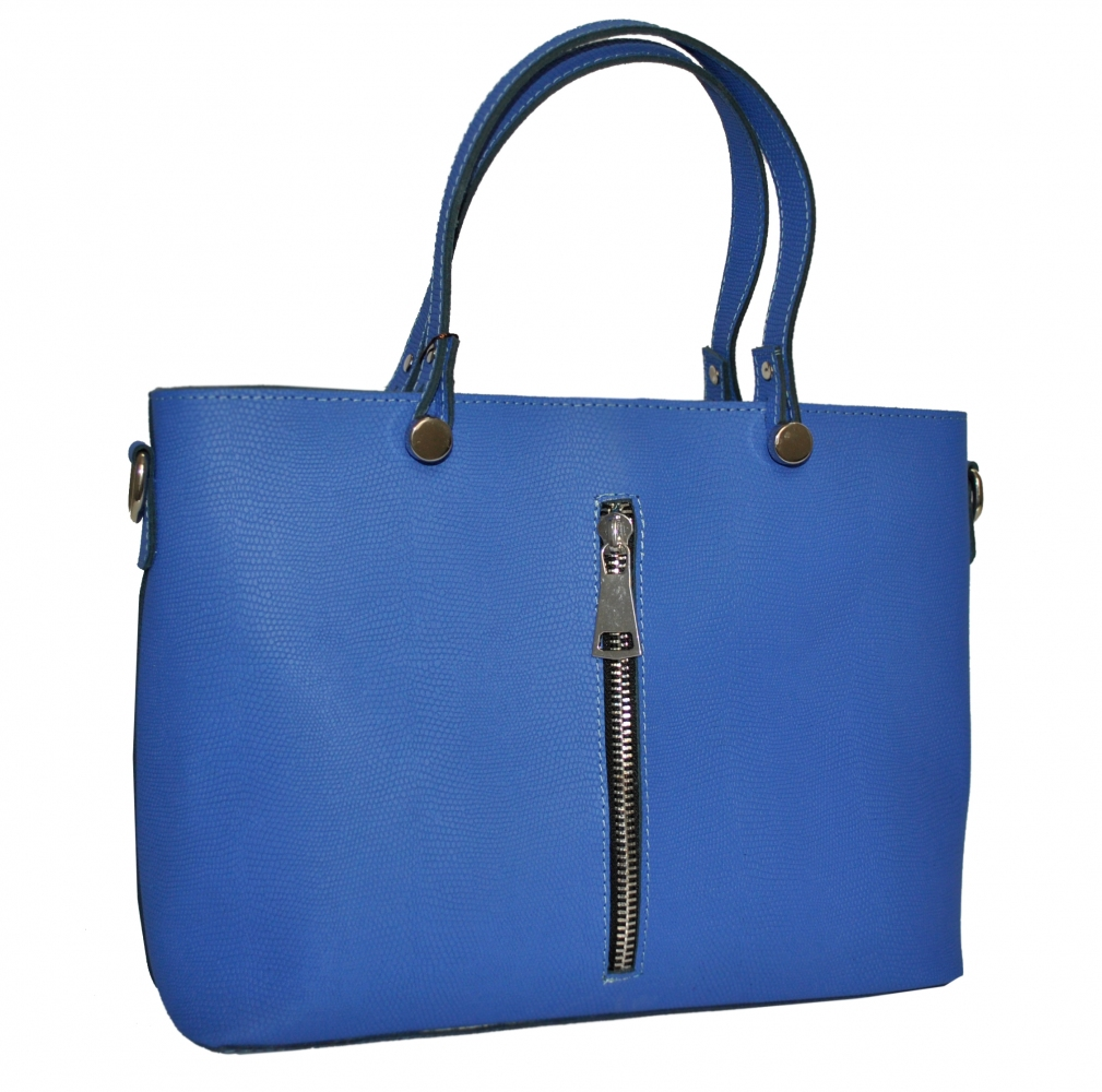 Women's bag 2521 blue