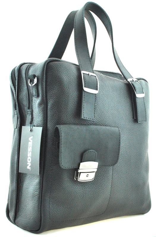 Male soft briefcase 4326