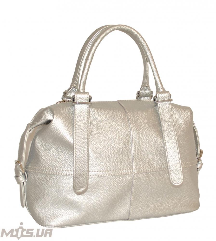Жіноча сумка 35557-1 срібна світла eb5e5f338f454