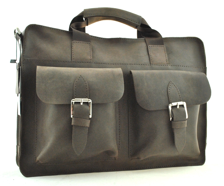 Men's briefcase 4301 brown