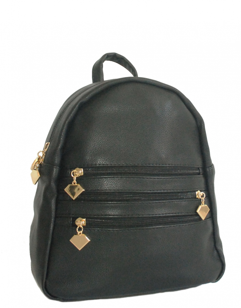 Female backpack 35410 black