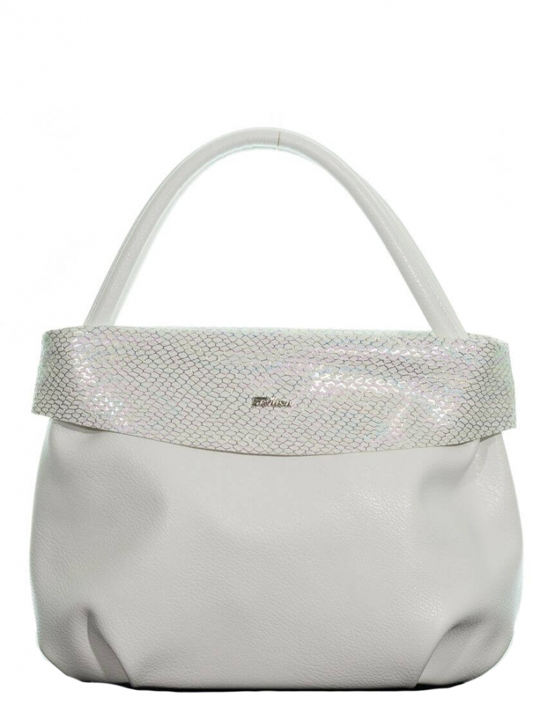 Women's bag 35413 white