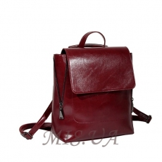 Female backpack 35817 Marsala