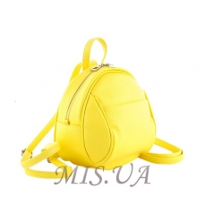 Female backpack 35748-1 yellow