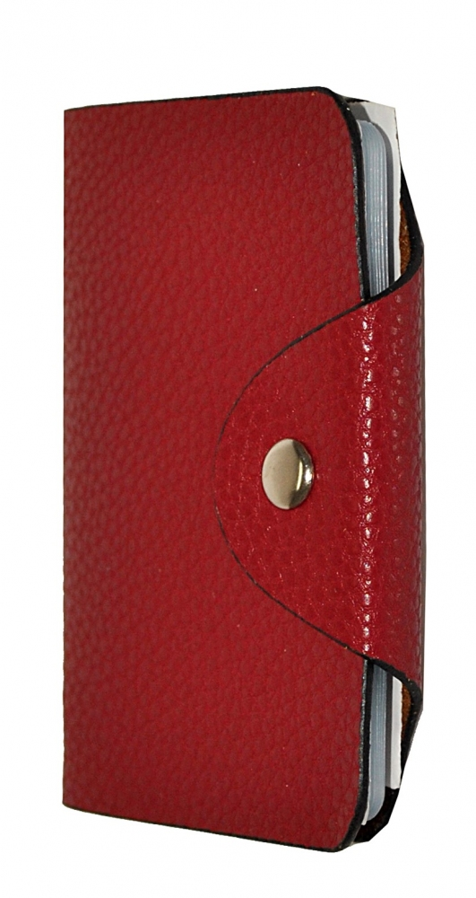 Business Card Holder 17684 red