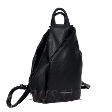 Female backpack 35903 black