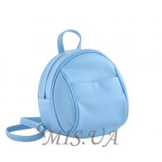 Female backpack 35748-1 blue
