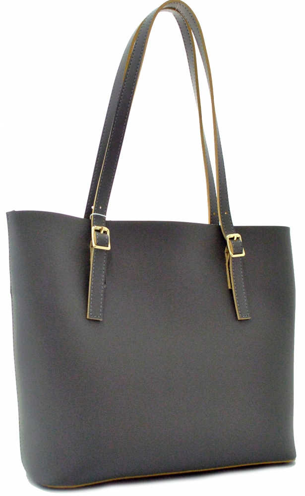 Women's bag 35445 dark gray