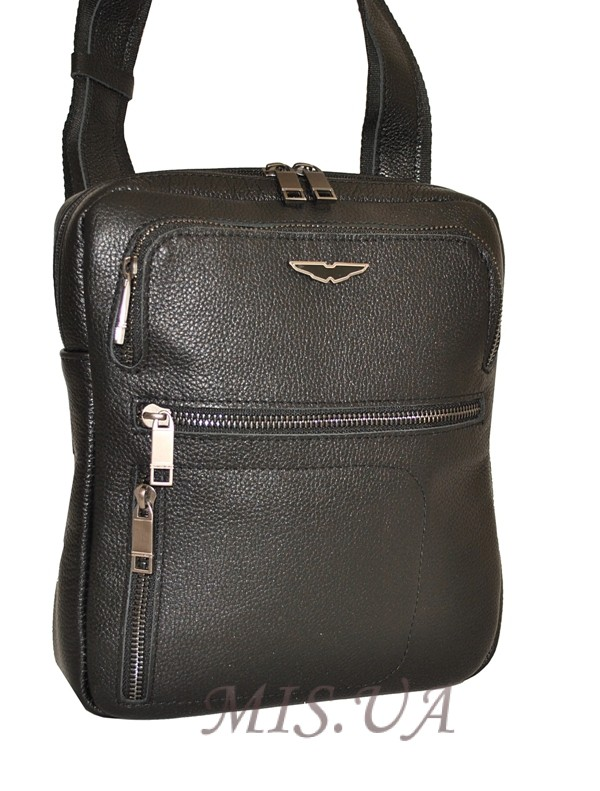 Men's handbag 4389 black