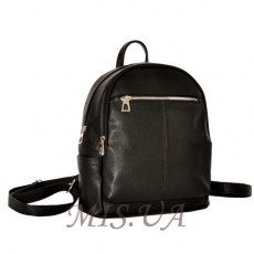 Female backpack 35630 black